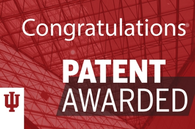 Icon saying 'Congratulations on your patent'