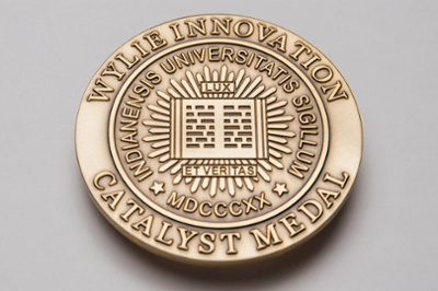 The Wylie Innovation Catalyst Medal