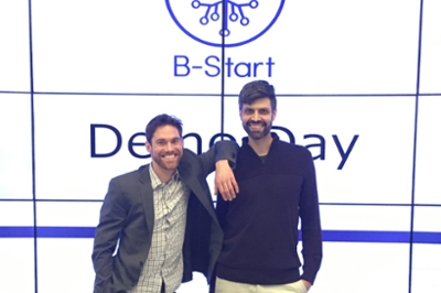 Co-founders of BotMaven